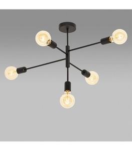 ALTA Black ceiling lamp small 0