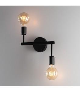 ALTA Wall lamp k-2 black small 0