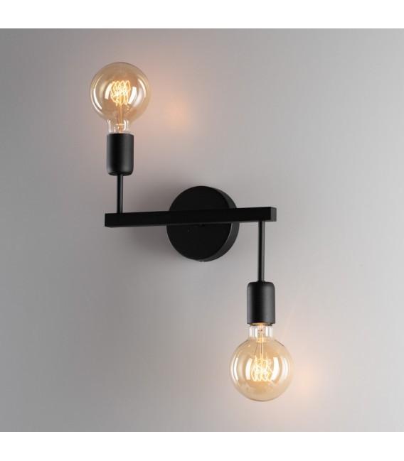 ALTA Wall lamp k-2 black