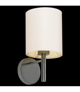 BACH Wall lamp nickel / ecru small 0