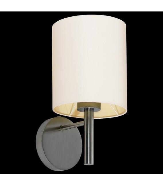 BACH Wall lamp nickel / ecru
