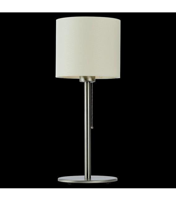 BACH Desk lamp, nickel / ecru
