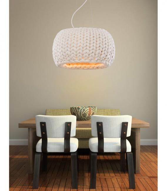 Dreamlike hanging lamp ASPEN GALAXIA