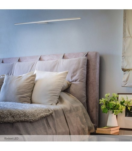 CHROME LED STRIP Wall lamp 60