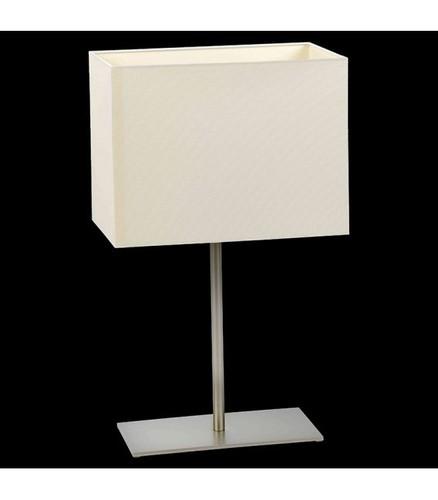 CRUZ White desk lamp