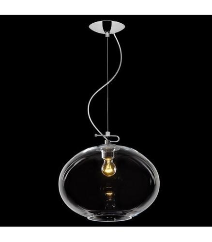DONUT Transparent chandelier