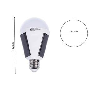 7W Solar Bulb E27 small 6