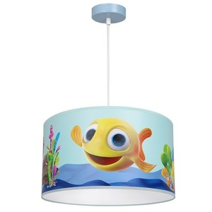 Hanging Lamp Fish Mini 1x E27 small 1