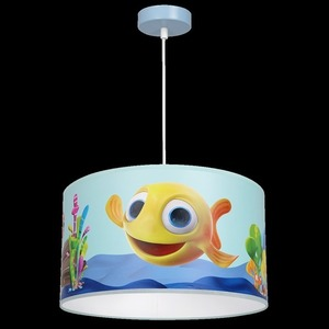Hanging Lamp Fish Mini 1x E27 small 11