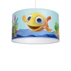 Hanging Lamp Fish Mini 1x E27 small 2