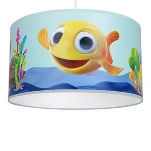Hanging Lamp Fish Mini 1x E27 small 3