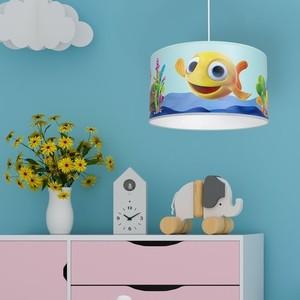 Hanging Lamp Fish Mini 1x E27 small 6