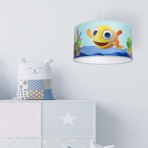 Hanging Lamp Fish Mini 1x E27 small 7