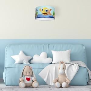 Hanging Lamp Fish Mini 1x E27 small 8