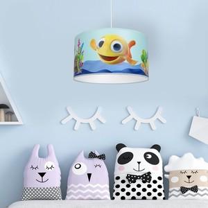 Hanging Lamp Fish Mini 1x E27 small 9