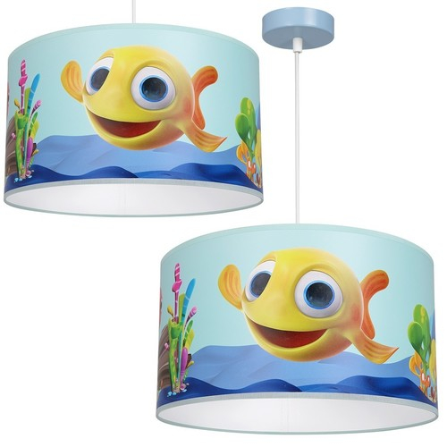 Hanging Lamp Fish Mini 1x E27
