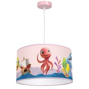 Hanging Lamp Octopus Lola Mini 1x E27 small 1