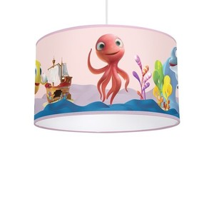 Hanging Lamp Octopus Lola Mini 1x E27 small 2