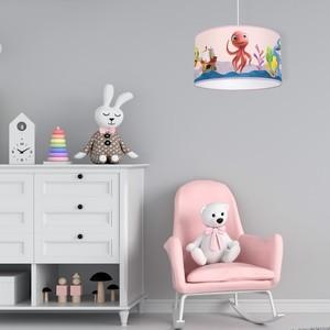 Hanging Lamp Octopus Lola Mini 1x E27 small 8