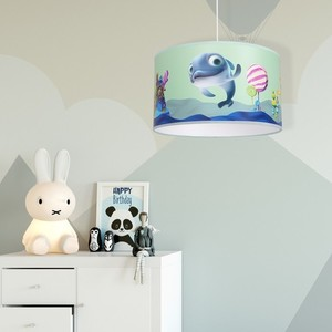 Hanging Lamp Delfinka Finka Mini 1x E27 small 4