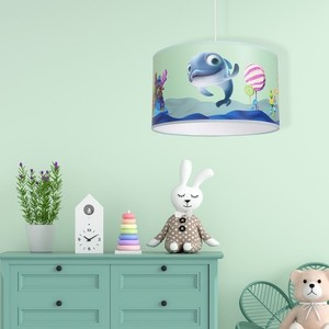 Hanging Lamp Delfinka Finka Mini 1x E27 small 5
