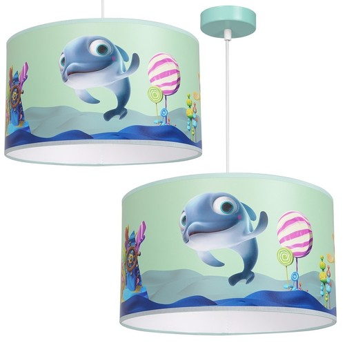 Hanging Lamp Delfinka Finka Mini 1x E27