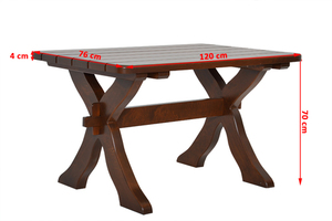 Small wooden table small 1