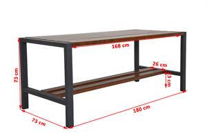 Modern Garden Table small 3