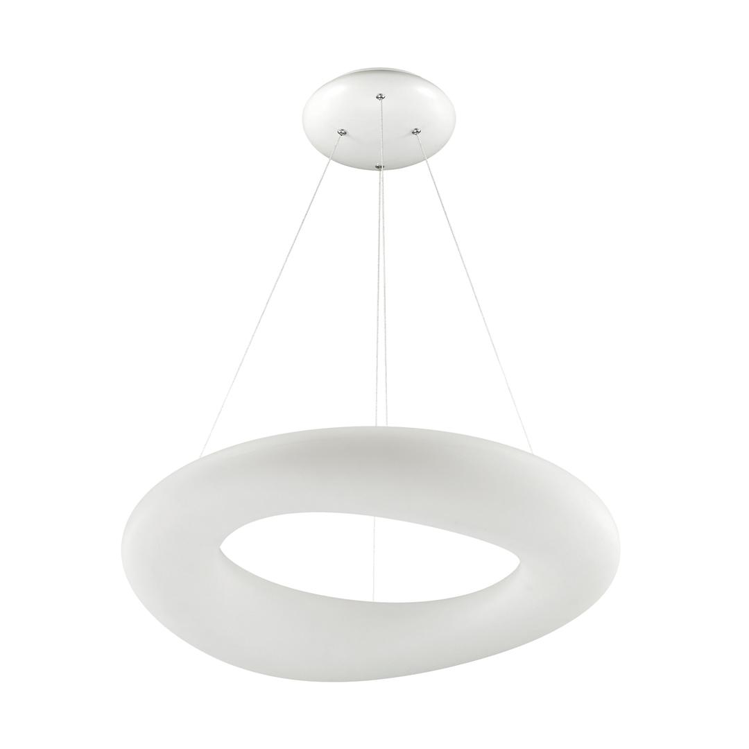 15010003 Lima Pendant Lamp White / White