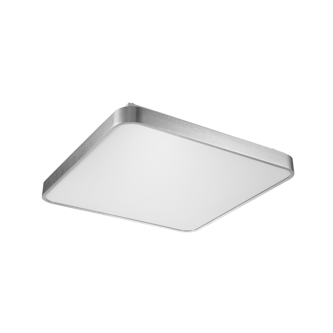 12100006 Sl Sierra Ceiling Lamp Silver / Silver