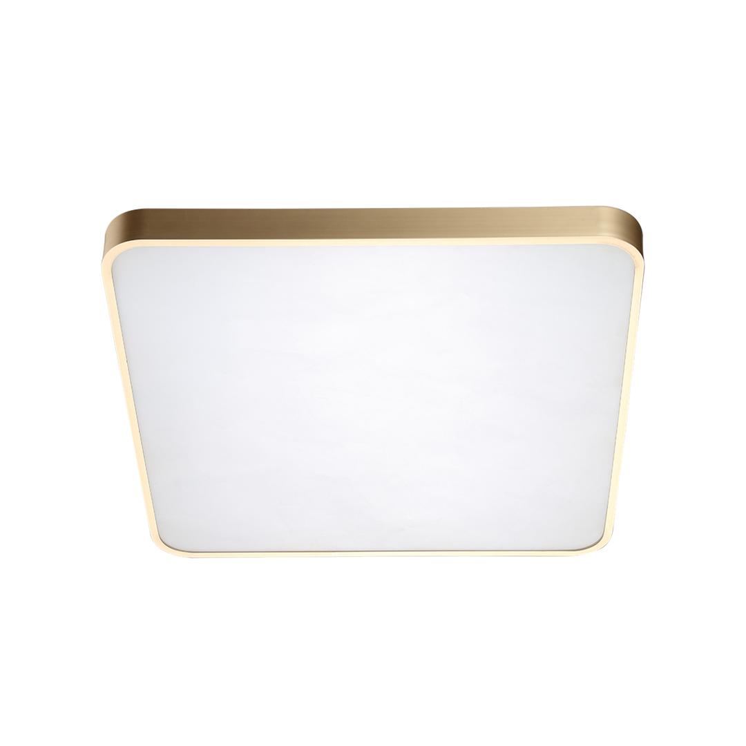 12100006 Gd Sierra Ceiling Lamp Gold / Gold