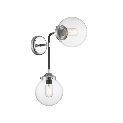 W0454 02 D Stac Riano Wall Lamp
