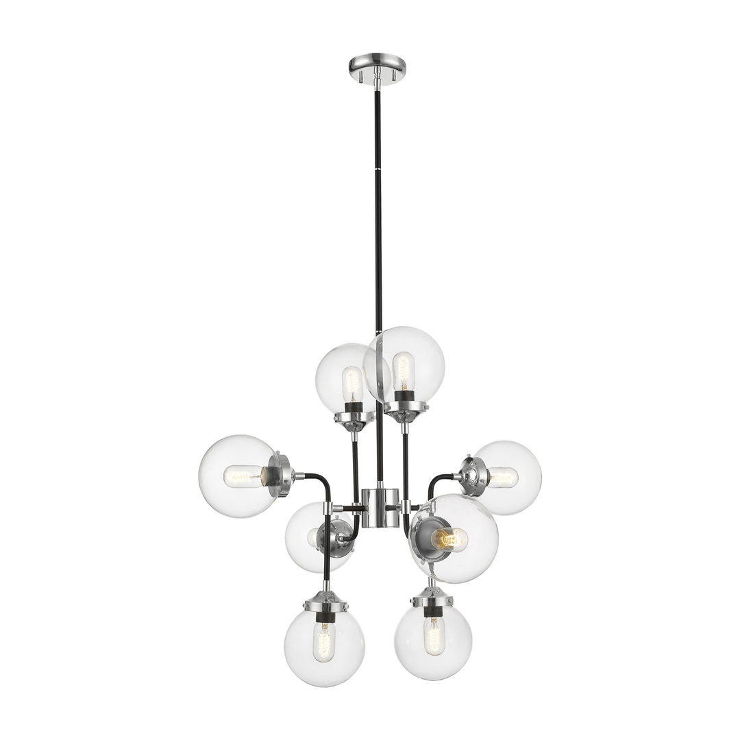 P0454 08 D Stac Riano Pendant Lamp