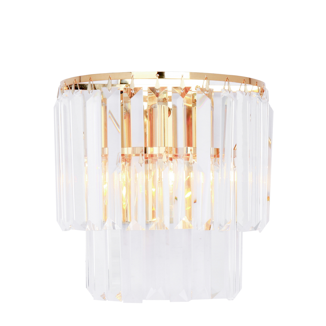 Wall lamp Gold 17106/2 W Gld Amedeo