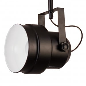 A single wall lamp in the loft style Forano 1 small 1