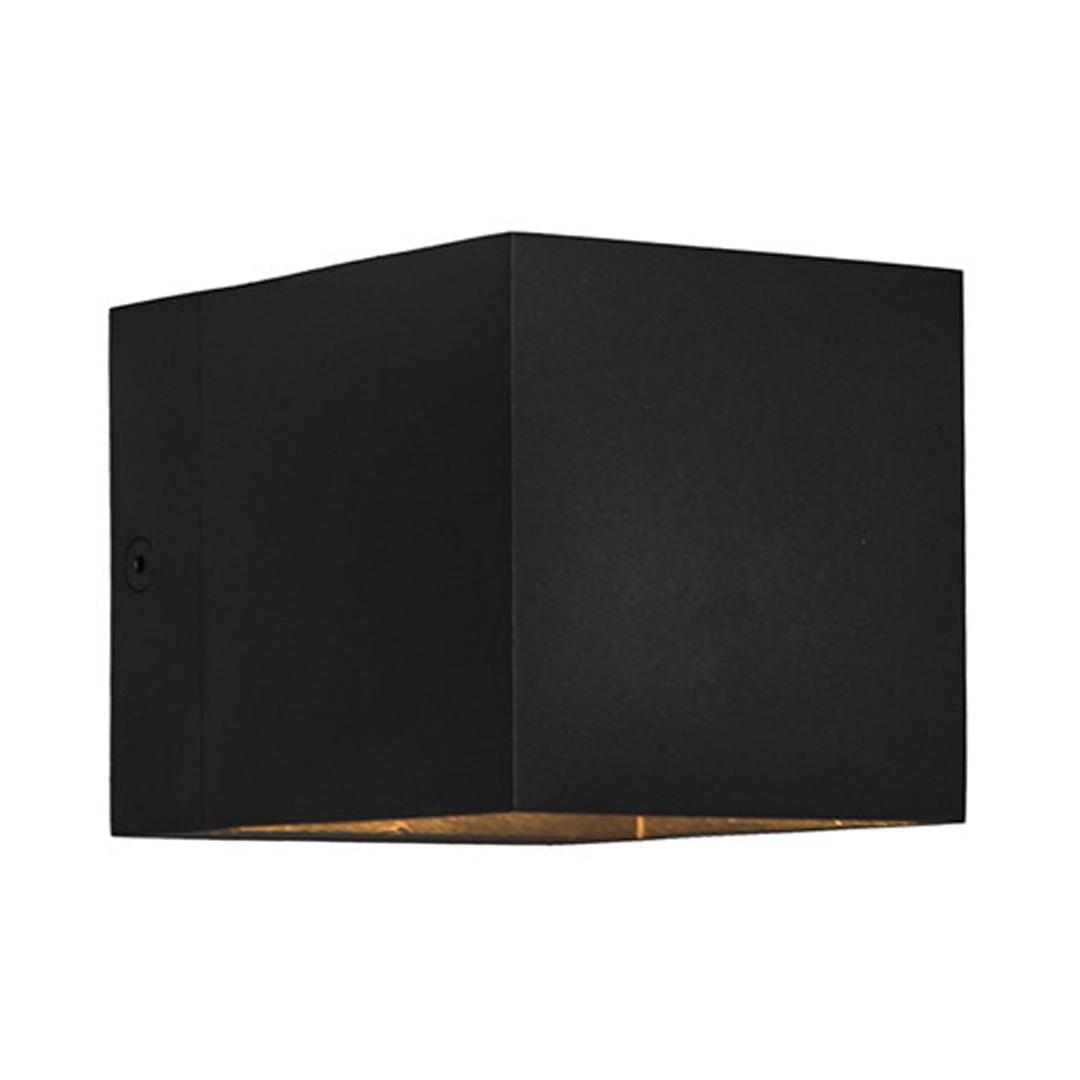 90842 Transfer Wl Wall Lamp Black / Black