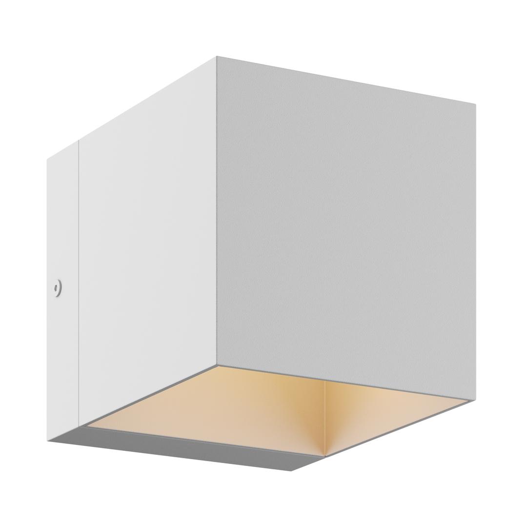 90841 Transfer Wl Wall Lamp White / White