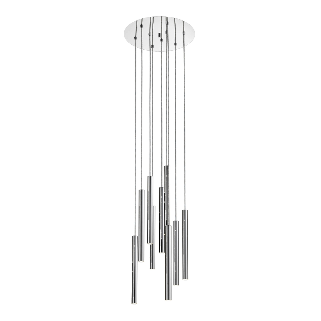 P0461 09 C B5 F4 Loya Pendant Lamp Chrome