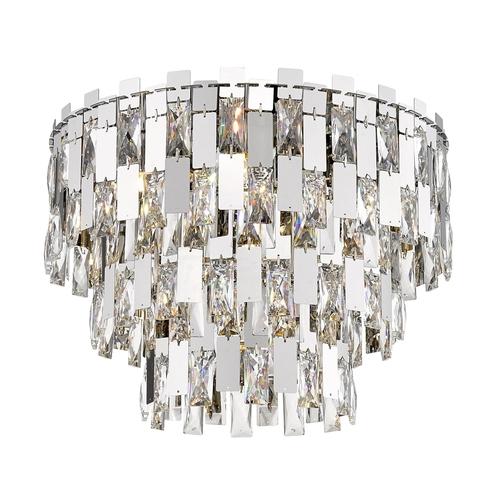 C0480 07 A B5 Ac Anzio Ceiling Lamp Chrome