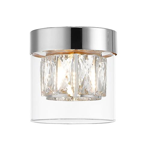 Ceiling Lamp Chrome C0389 01 A F4 Ac Gem