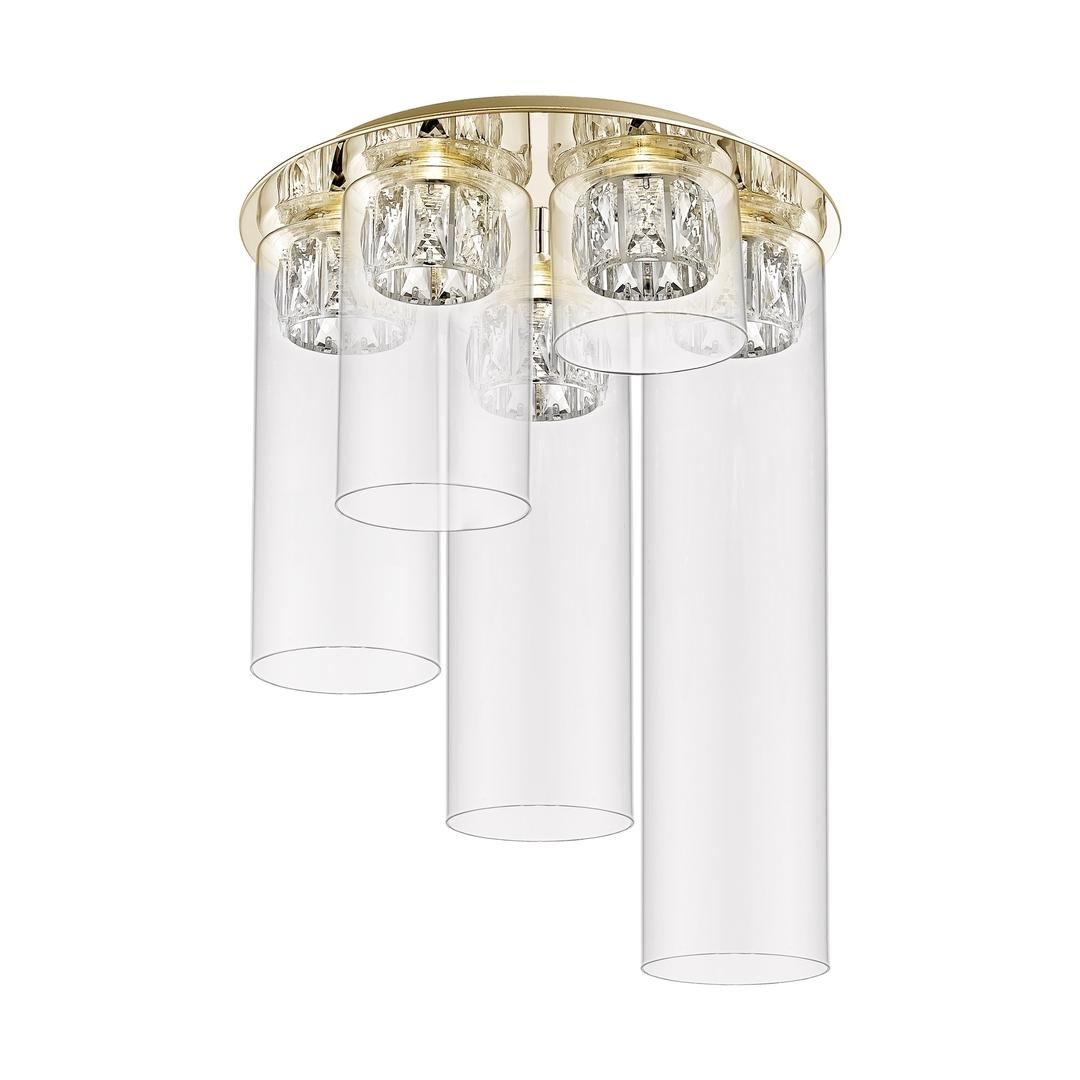 C0389 05 F F7 Ac Gem Ceiling Lamp