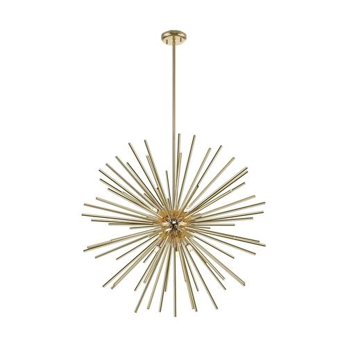 P0491 09 C F7 Dy Urchin Pendant Lamp