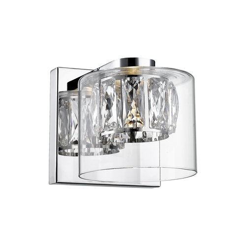 W0389 01 A B5 Ac Gem Wall Lamp