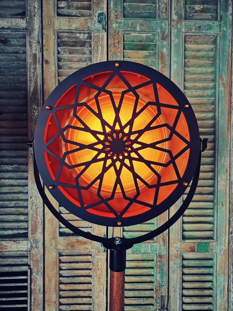 Lamp LAMPA PAMPA LOFT