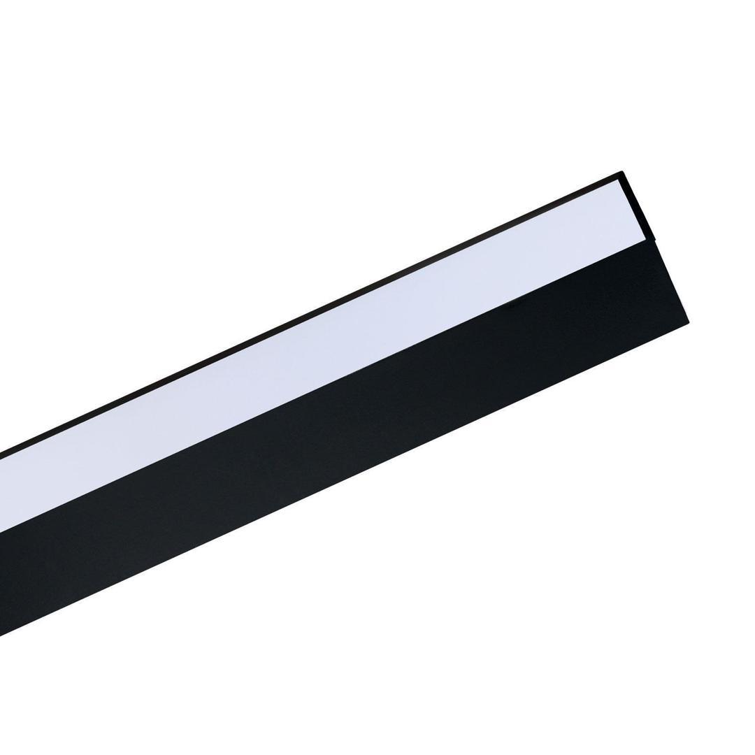 Allday Inspire One Ip44 840 17w 230v 56cm 115st Black