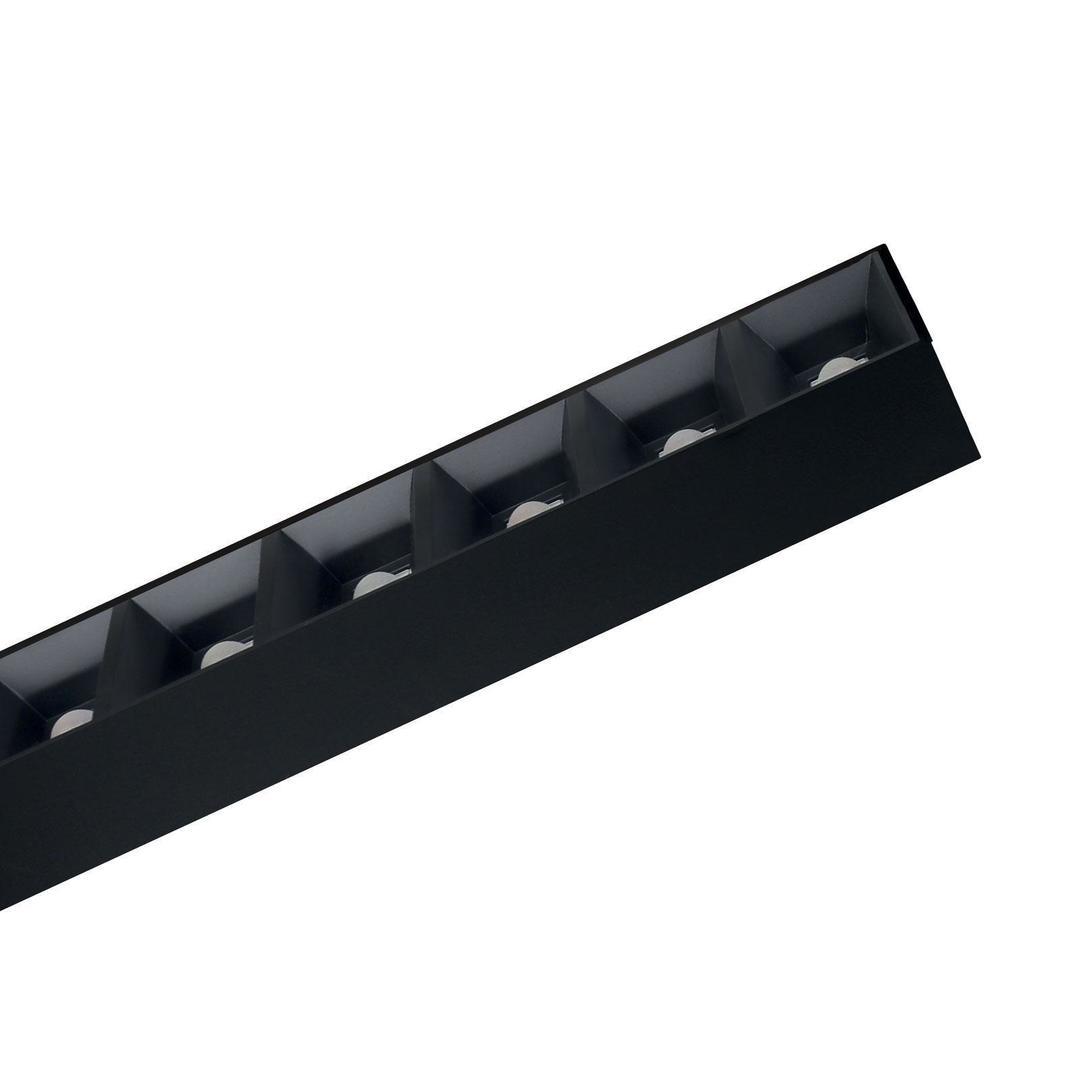 Allday Inspire One Dark Light 80st Black 840 30w 230v 112cm Black Smart