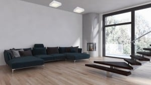 Large Ceiling Forte Szło LED bright small 1