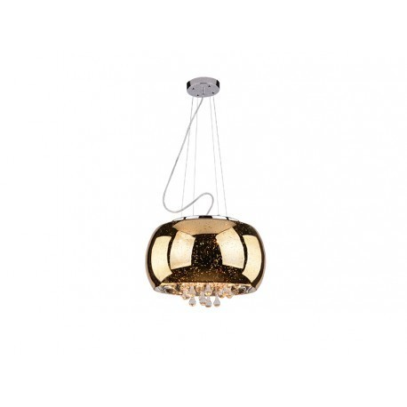 Azzardo Astral AZ1647 42607-5 Hanging lamp 5x40W G9 gold