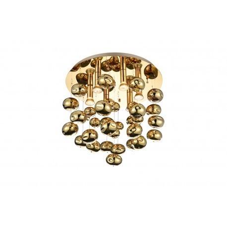 Azzardo LUVIA Gold ceiling AZ3072