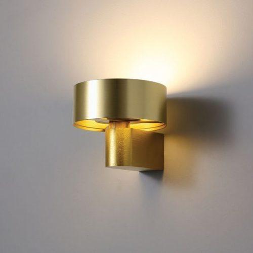 Golden BRAKET / K 229 wall lamp